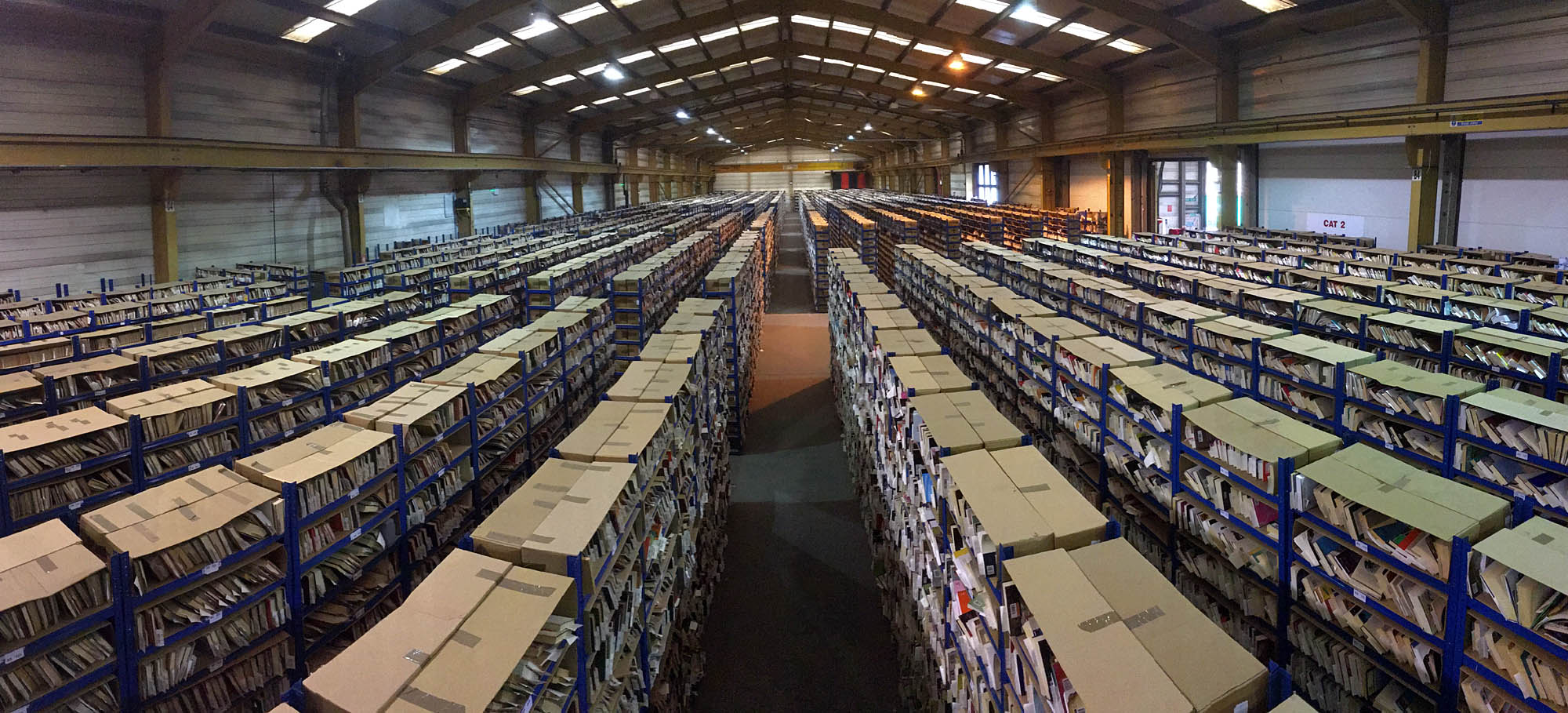 goldstone books huge warehouse of second hand books