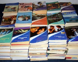 wholesale mills and boon books